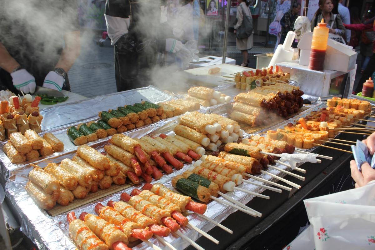 Seoul Food Adventure