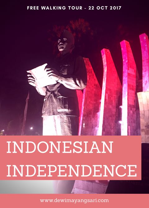 Indonesian Historic Tour withme!
