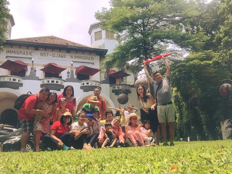 Jakarta Walking Tour YangPertama!